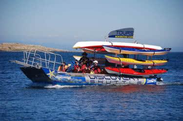 Discovery Island Kayak Adventure