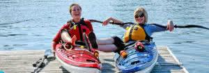 kayak rentals in Victoria BC