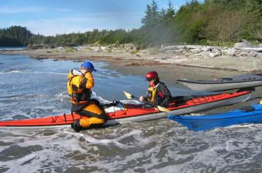 "Sea Kayaking Level 2 Skills<br><font size=""4"">(Paddle Canada)</font>"