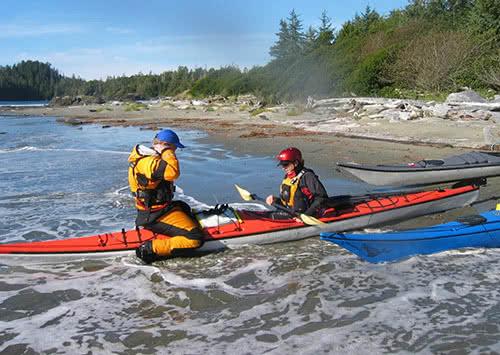 Sea Kayaking Level 2 Skills