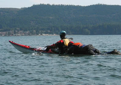 Introductory Kayak Rescues