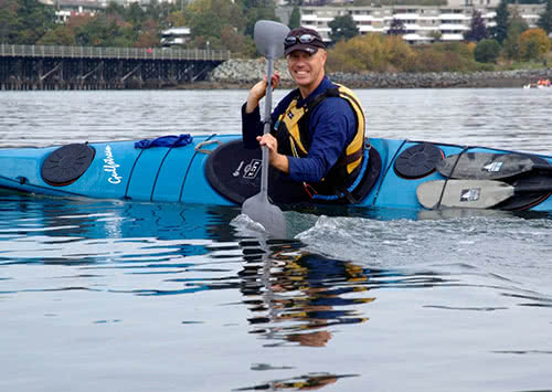 Learn Balance and Bracing in Your Kayak