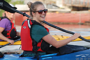 "Basic Kayak Skills<br><font size=""4"">(Paddle Canada)</font>"