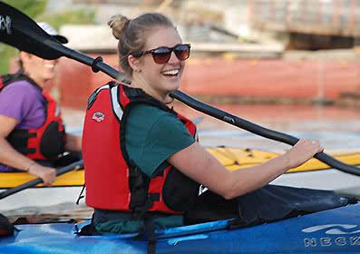 Basic Kayak Skills (Including Rescues)
