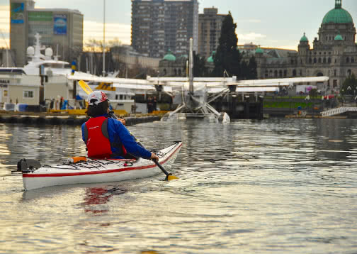 Safety Guidelines for Paddling Around Victoria & Vancouver Island