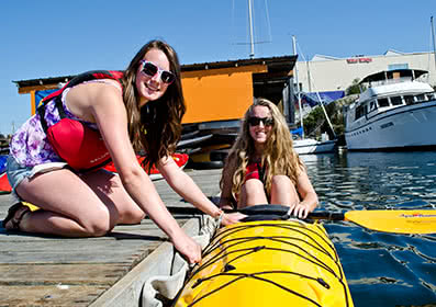 Youth Kayaking Camp (ages 12-14)