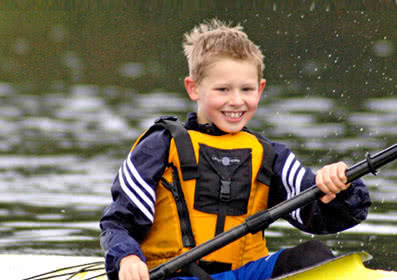 Youth Kayaking Camp (ages 10-12)