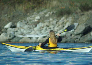 Sea Kayaking Level 1 Skills (Paddle Canada) @ Pearson College
