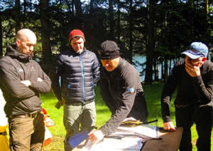 Introductory Navigation and Marine Weather Course @ Ocean River Sports