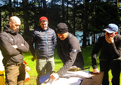 Introductory Navigation and Marine Weather Course