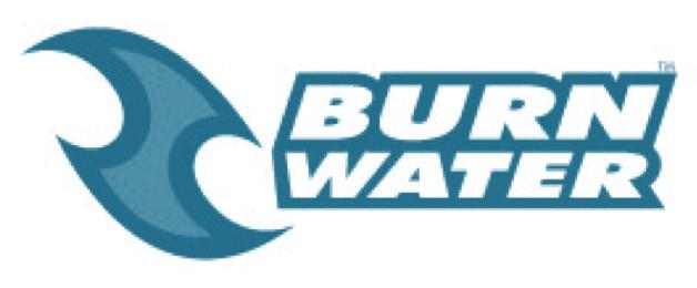 burnwater paddles logo