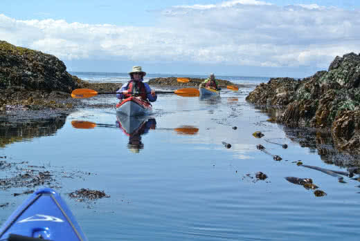 paddling resources for Vancouver Island