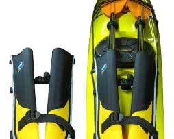 Northwater Paddle Scabbards