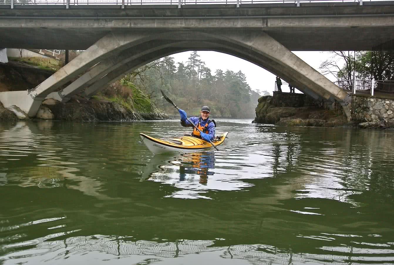 Gorge Tillicum Bridge