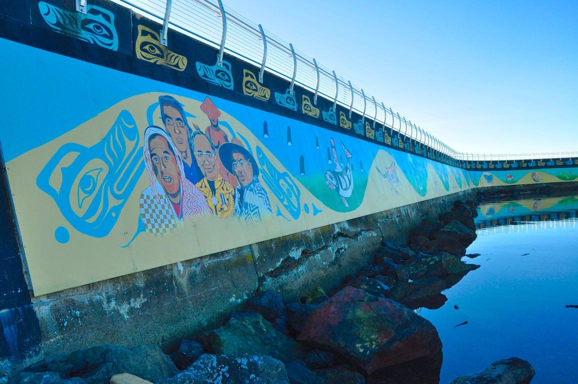 Ogden Point Murals