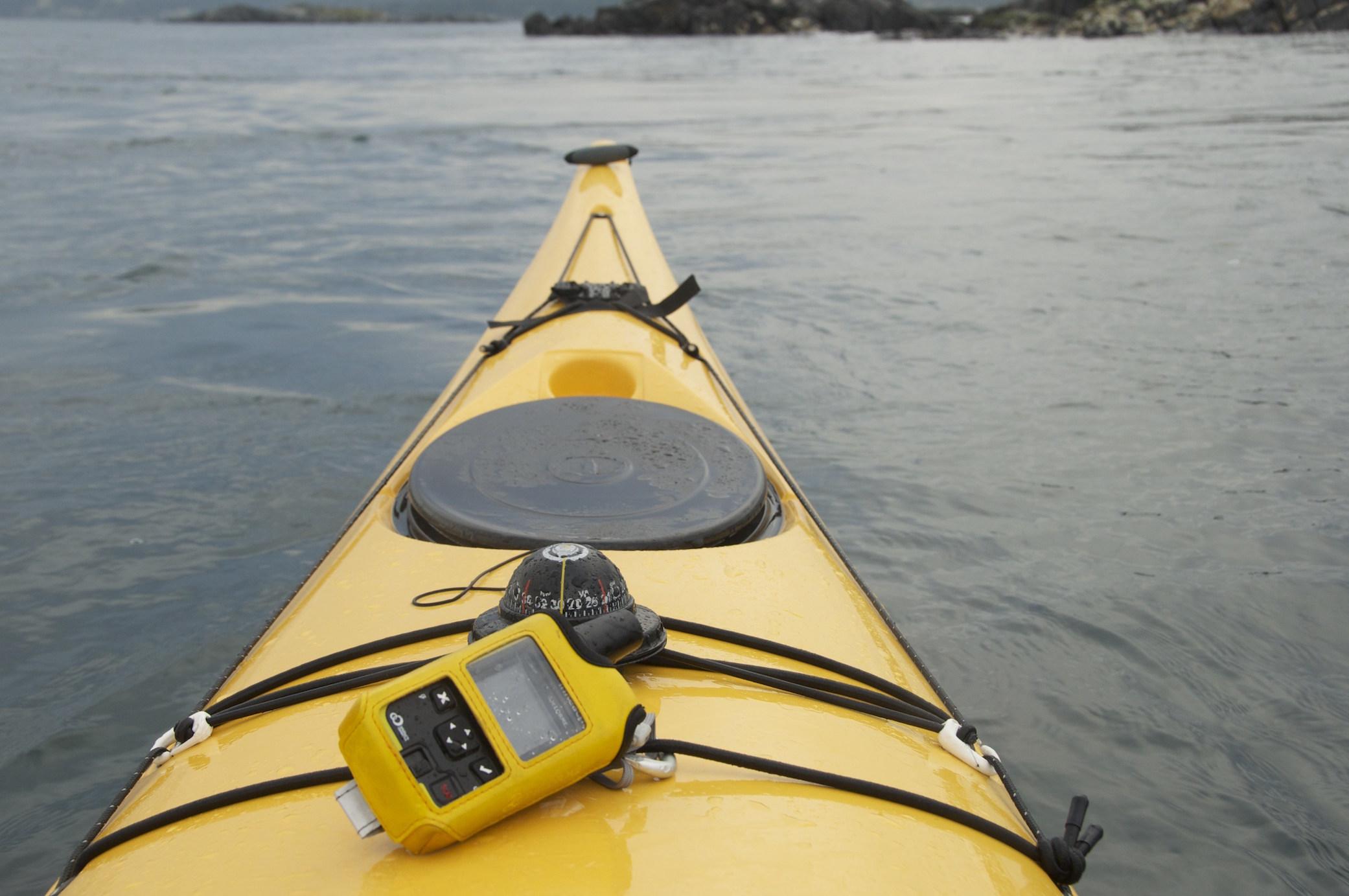 InReach On Kayak