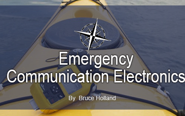 Emergency Communication Electronics for Paddlers