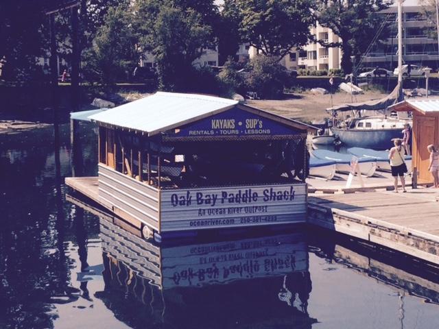 Oak Bay Paddle Shack