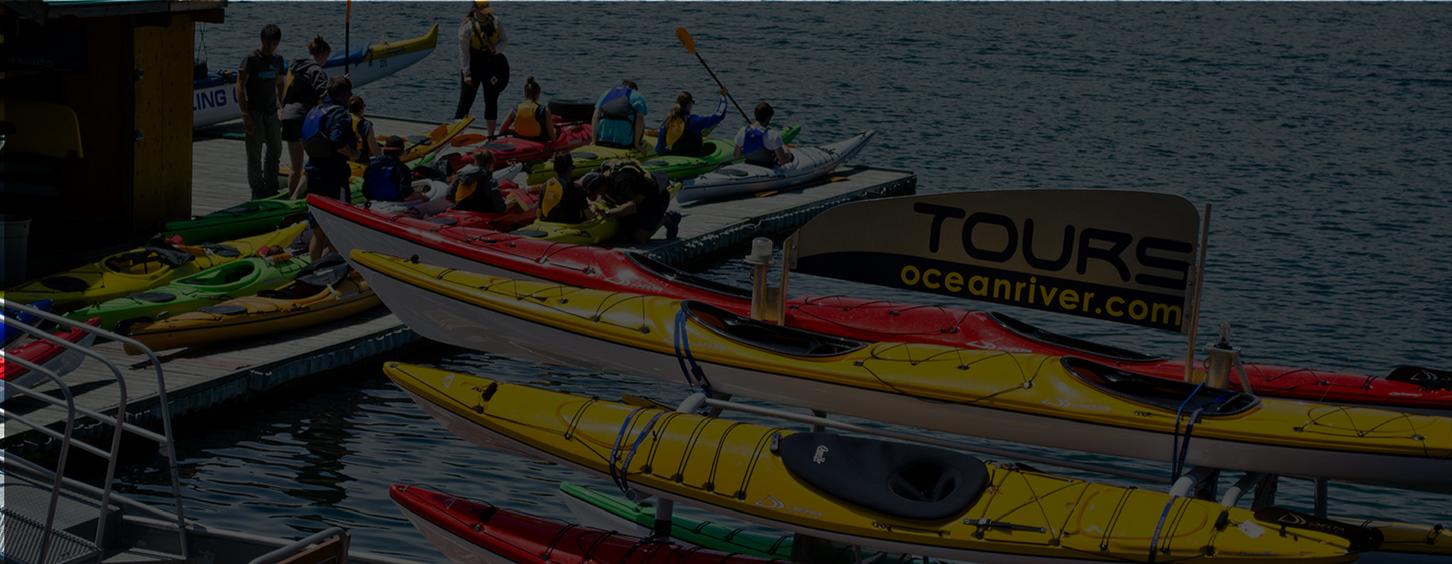 Year-Round Kayak, Canoe, and SUP rentals
