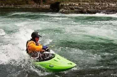 Whitewater Paddling on Vancouver Island