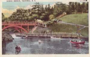 Tillicum Walkway 1900s