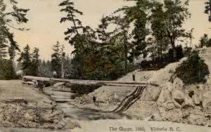Gorge Bridge 1866