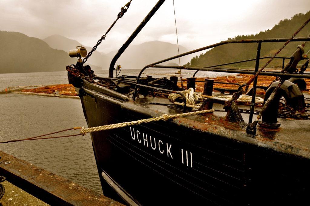 Uchuck Muchalot Inlet