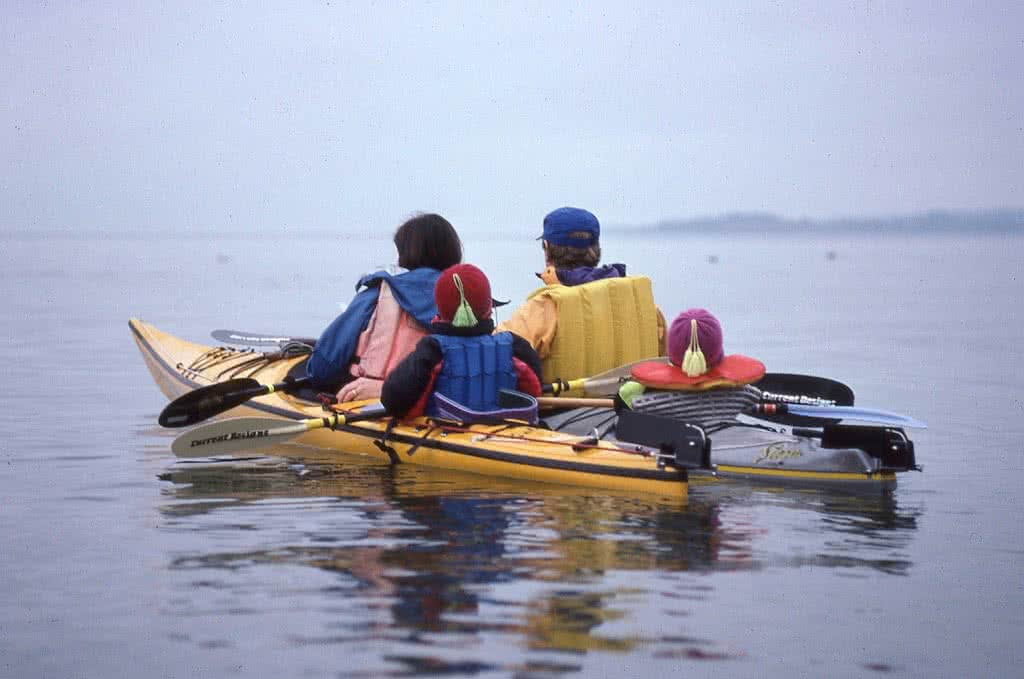 Rudders or Skegs? Which Way to Turn? - Ocean River