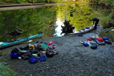 Kayaking Gear List