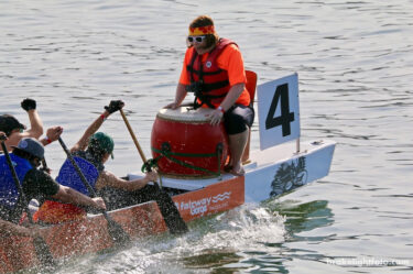 Dragon Boating in Victoria