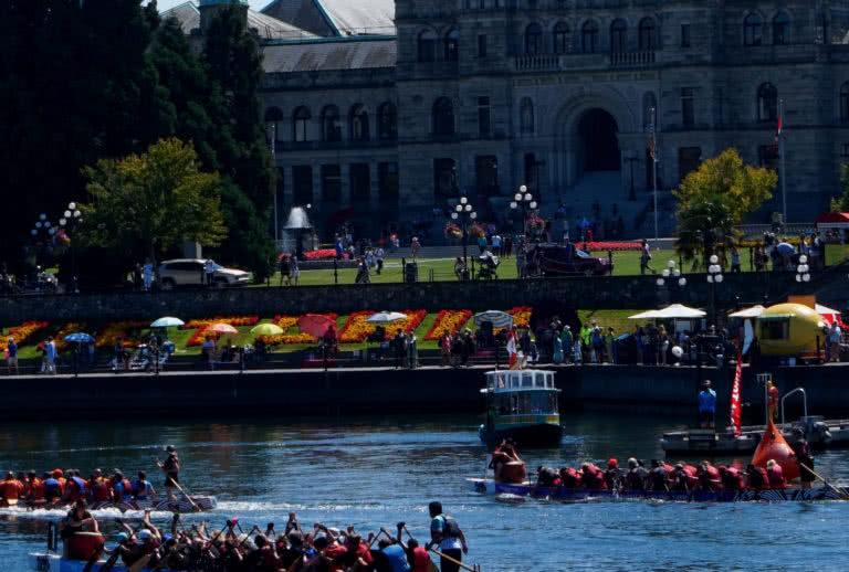Victoria Dragon Boating Festival 2016