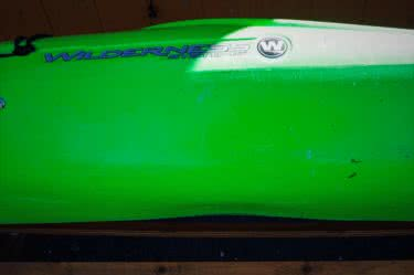 How To Fix a Dented Rotomolded Plastic Kayak