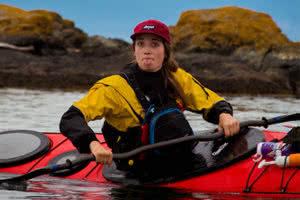shayla zeitz kayak guide ocean river sports