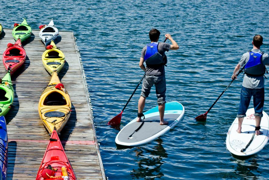 Boats & Boards