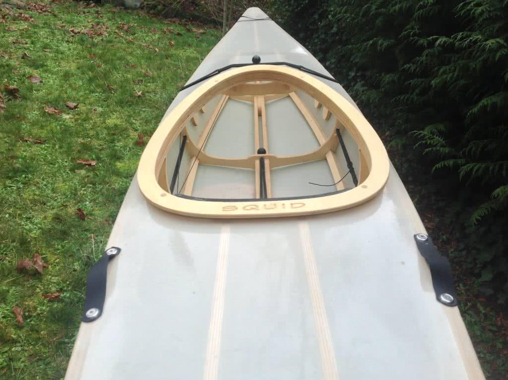 Build Your Own Kayak with a Kayak Kit - Ocean River