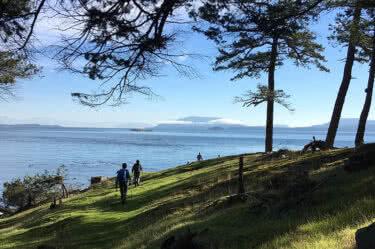 Saturna Island Hiking Tour