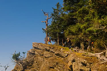 Saturna Island Hiking Tour