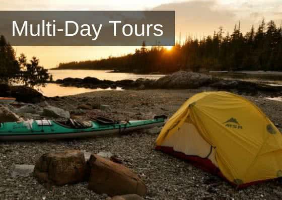Multi-day Tour