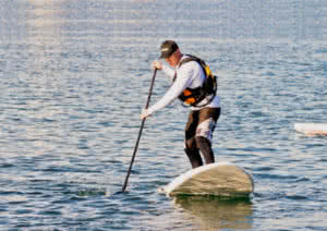 Stand Up Paddleboard (SUP) Advanced Flatwater Skills (Paddle Canada) @ Victoria - Oak Bay