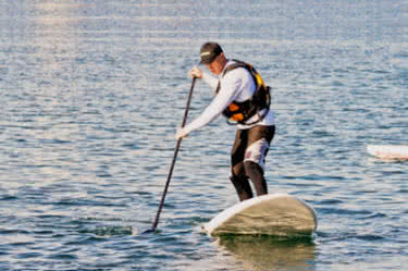 Stand Up Paddleboard (SUP) Advanced Flatwater Skills