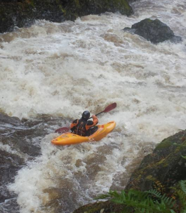white-water-kayaking