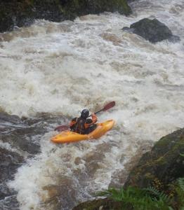 white-water-kayaking