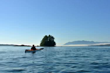 Kayaking with Russell Henry