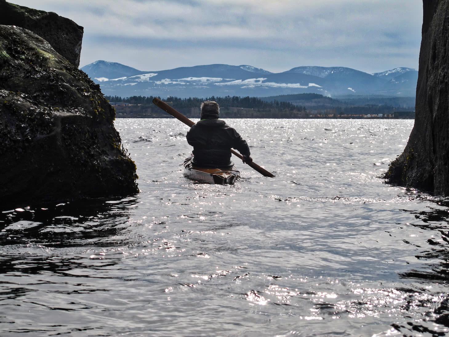 Kayaking Gabrilola