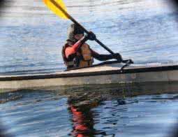 squid kayak