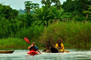 White Water Kayaking Videos