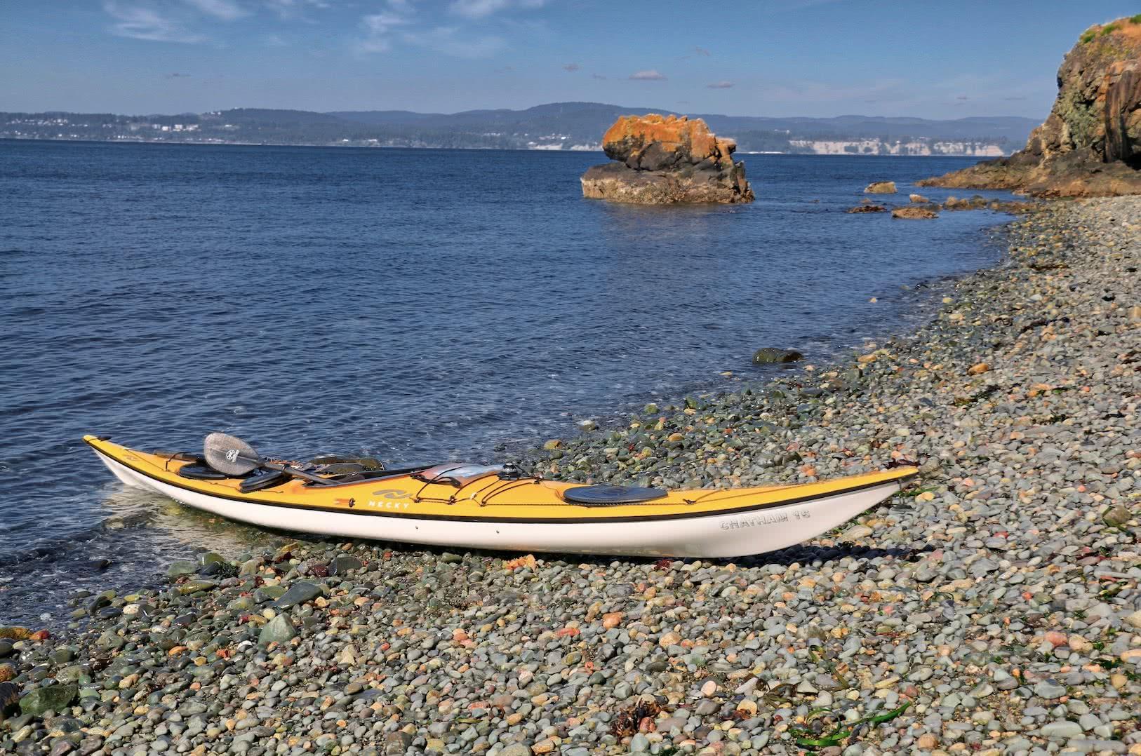 D'Arcy Island Beach