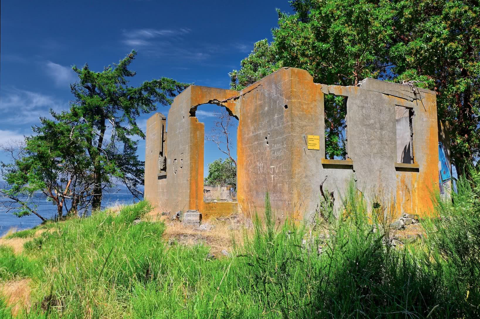Image result for cyuza island colony ruins