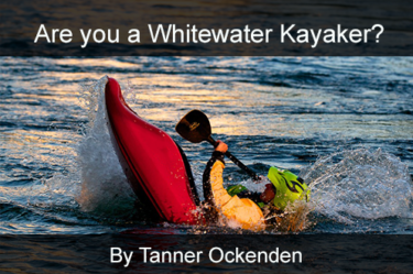are you a white water paddler