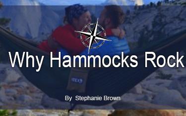 Why Hammocks Rock
